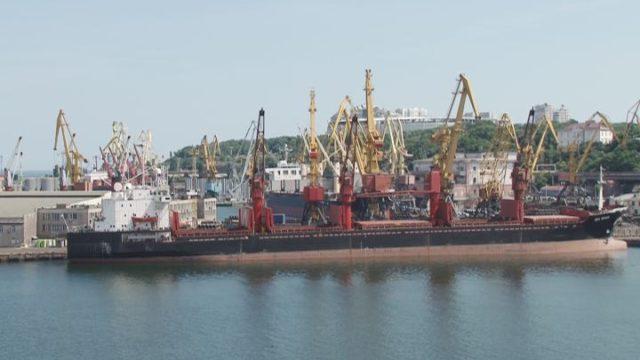 Активное сотрудничество для процветания Одесского порта