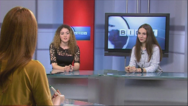 ВЕСТИ ОДЕССА / Гости Ольга Арнаутова и Татьяна Жердецкая