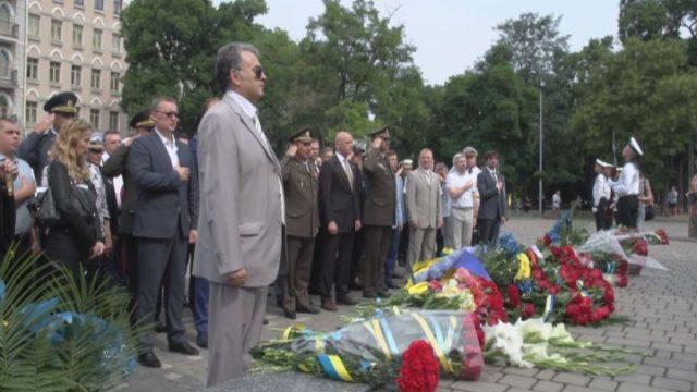 В Одессе отметили День Конституции Украины