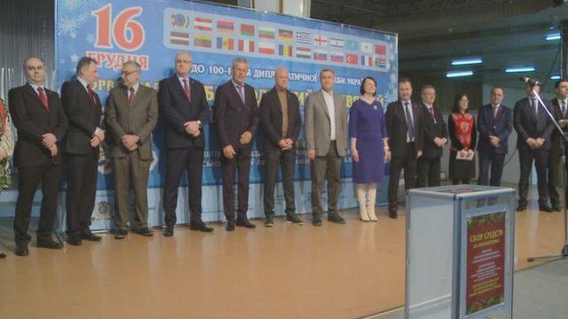 Отчет департамента международных связей Одесского городского совета