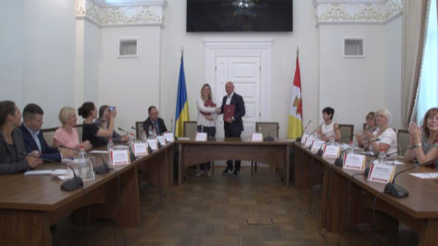 Одесса хочет стать участником программы ЮНИСЕФ