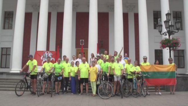 600 км: велопробег литовцев от Харькова до Измаила