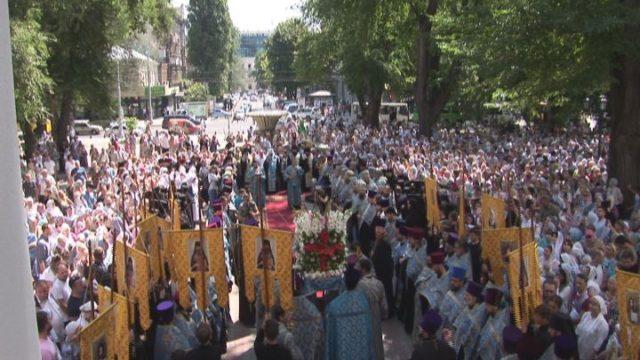 Праздник Заступницы Одессы