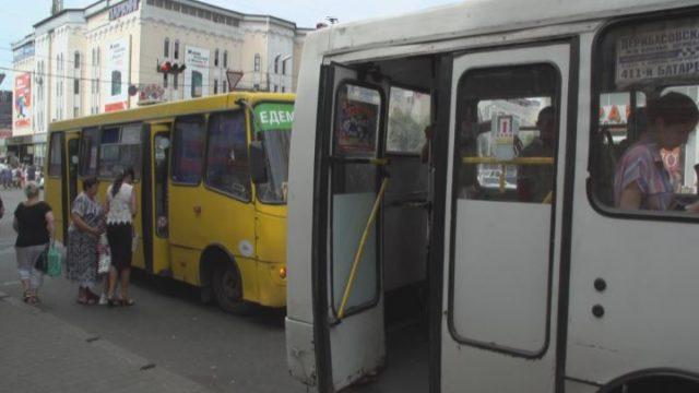 Европейский транспорт. Одесситы об общественных маршрутках