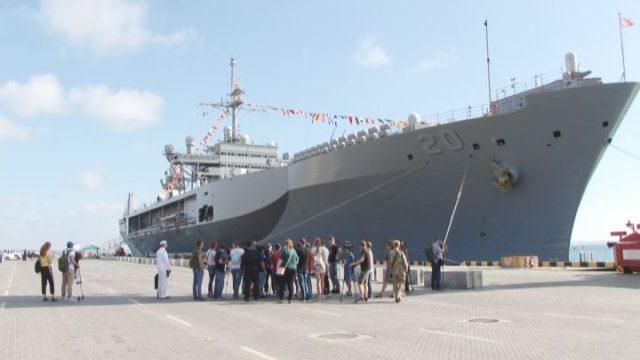 Sea Breeze-2018: уровень ВМС Украины растет