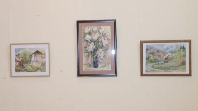 В Одессе проходит выставка полтавской художницы