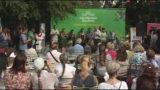 «Зеленая волна» в Зеленом театре