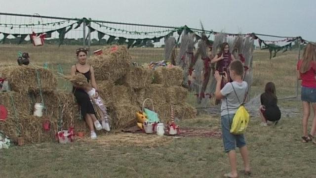 Осовремененные традиции: в Одесской области отпраздновали Ивана Купала