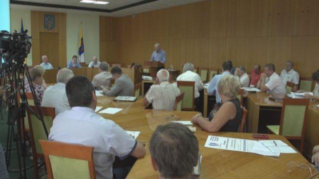 В Одессе прошло очередное заседание областного социально-экономического совета