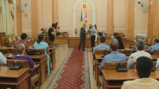 Одесса и стройки: в городе отметили день строителя