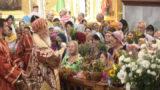 Православные украинцы отмечают Первый Спас