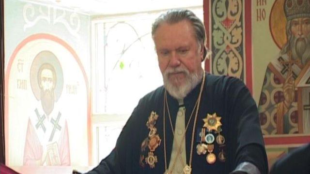 Вечная память отцу Вячеславу