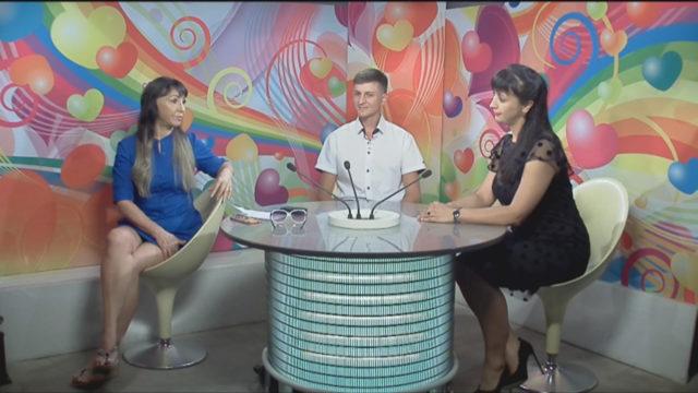 Юлия Бондарь и Александр Форманюк \ 16 августа 2018