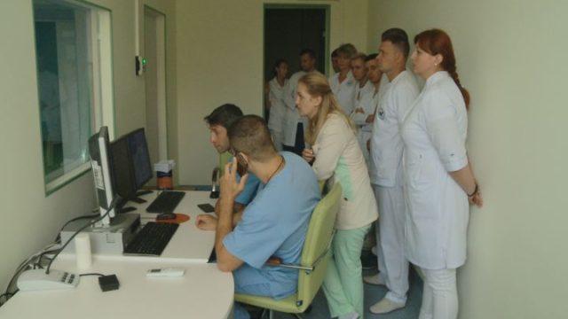 Как работает больница Святой Екатерины