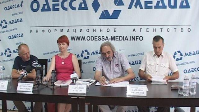 Искусство под угрозой. Одесские художники в опасности