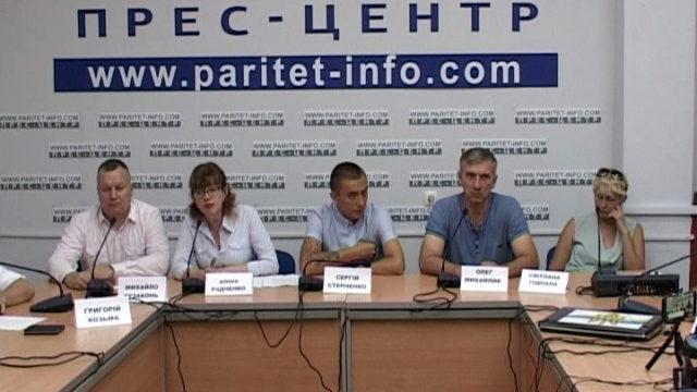 В пресс-центре обсудили нападения на городских активистов
