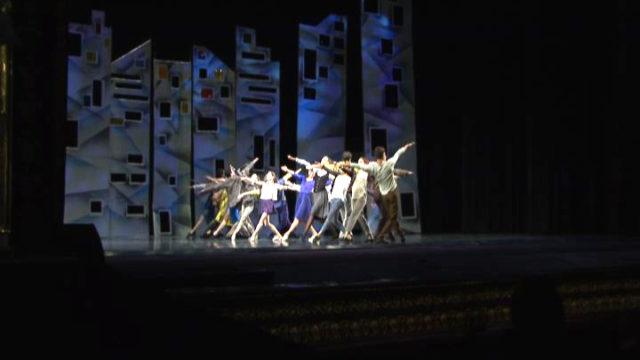 Документальный балет «Доли»