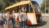 Трамвай и электробус. Новинки КП «Одесгорэлектротранс»