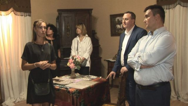 Павел Климкин посетил Одесскую киностудию