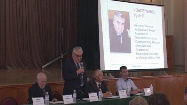 «УКРМИКО — 2018». Научная конференция в Одессе