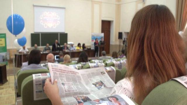 45 лет газете «Технолог». Юбилей в Одесской академии пищевых технологий