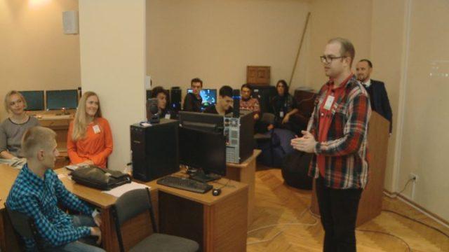В Одессе прошел первый в Украине кубок по разработке компьютерных игр