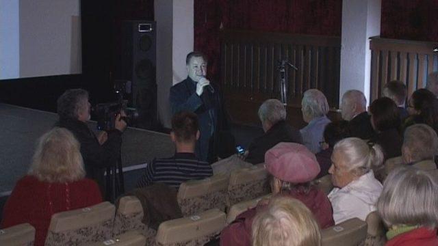 Презентация нового проекта «Пантеон Одессы»
