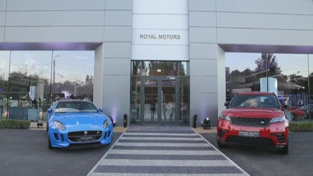«Jaguar Land Rover Одесса» открыт!