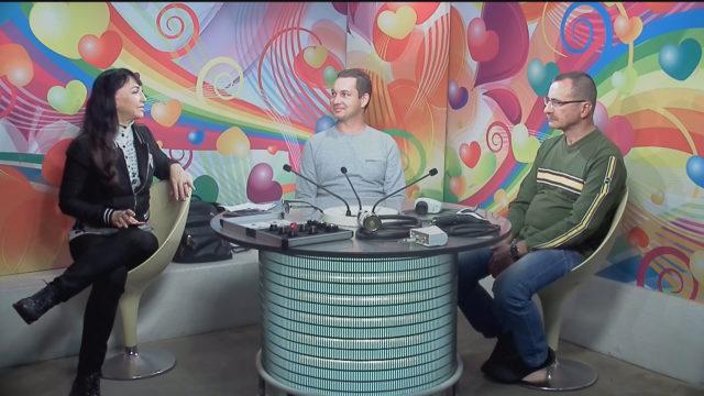 Олег Олежко и Сергей Солодовников / 22 октября 2018