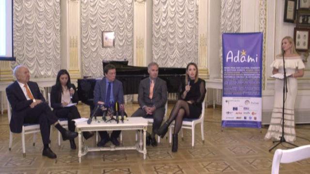 «ADAMI МЕДИА ПРИЗ 2018» В Одессе