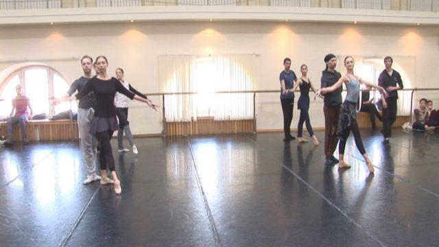 Готовится премьера балета