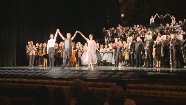 Премьера балета «Маскарад»