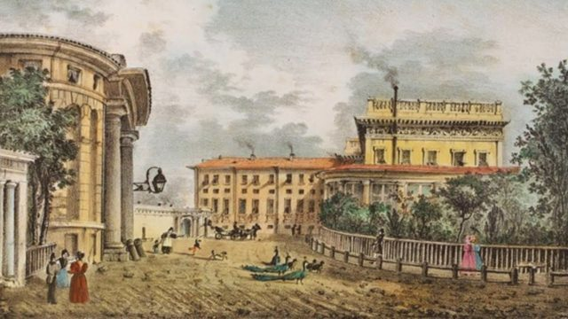 Михайловская домовая церковь Воронцовского дворца