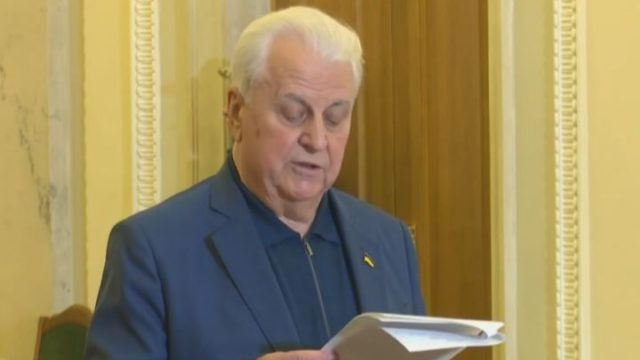 Кравчук висловився про військовий стан