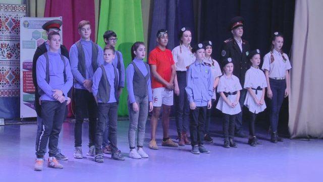 Профорієнтаційне шоу в «Молодій гвардії»