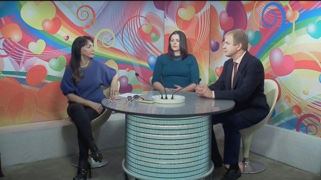 Павел Запорожченко и Тереза Козак / 22 ноября 2018