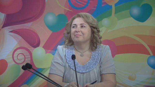 Ольга Грабовская / 12 ноября 2018