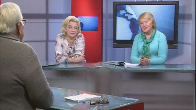 Ольга Равицька та Любов Федченко про Ігора Равицького
