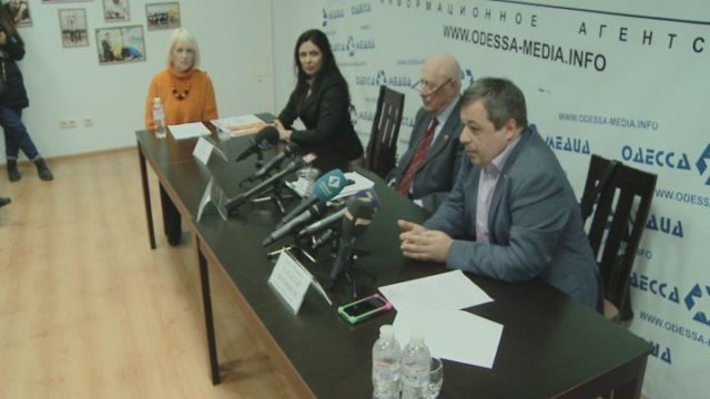 Перша прес-конференція фестивалю ODESSA CLASSICS