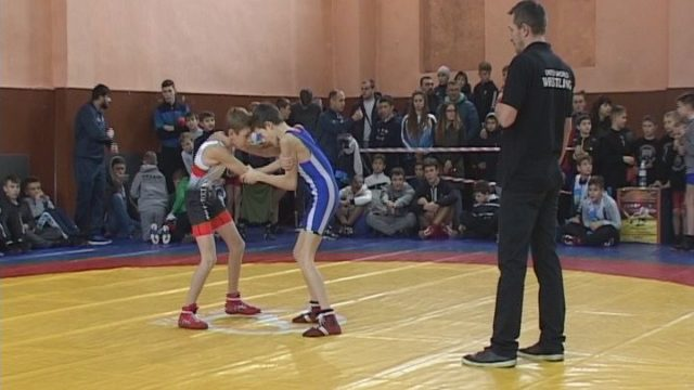 Турнір з греко-римської боротьби
