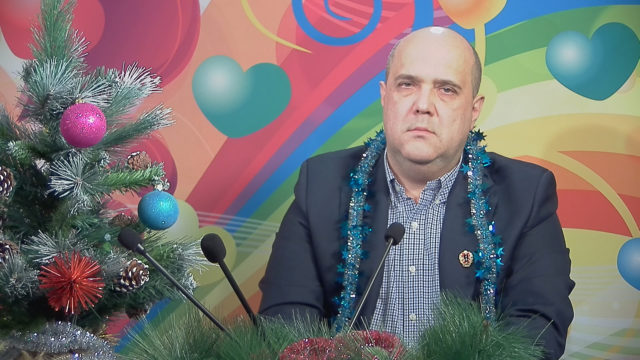 Владислав Севергин / 24 декабря 2018