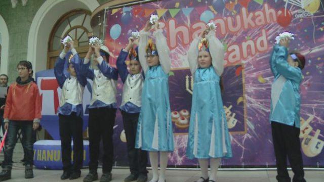 «Ханука-сіті 2018» в Одесі