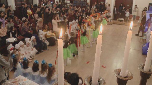 Вистава в синагозі: Ханука очима наймолодших