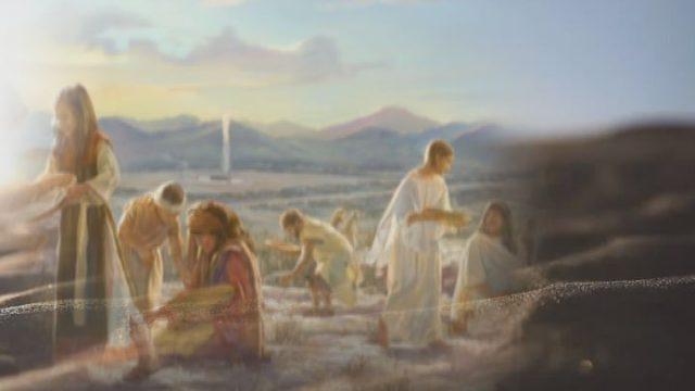 Глава Бешалах. Хліб з небес