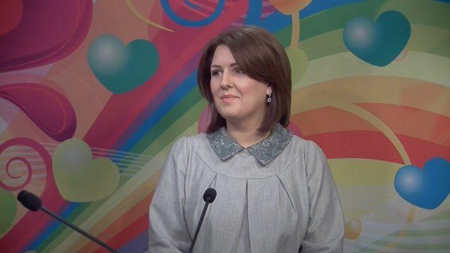София Шелех / 14 января 2019