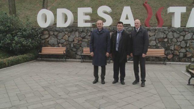 Одесу відвідали міністри закордонних справ України та Туреччини
