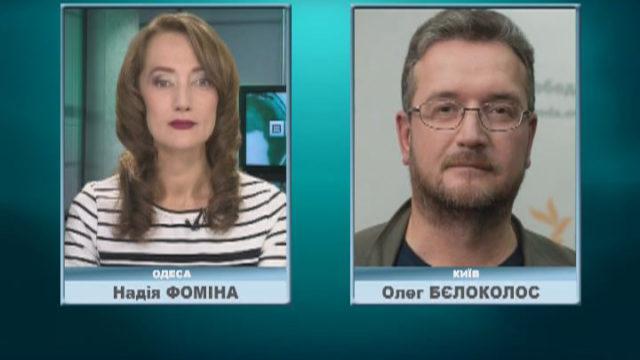 ВІСТІ ОДЕСА / Гість Олег Бєлоколос