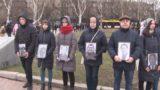 20 лютого: в Одесі вшанували пам'ять загиблих героїв