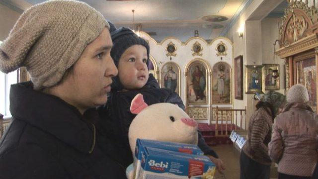 Одеська єпархія   допомогає нужденним