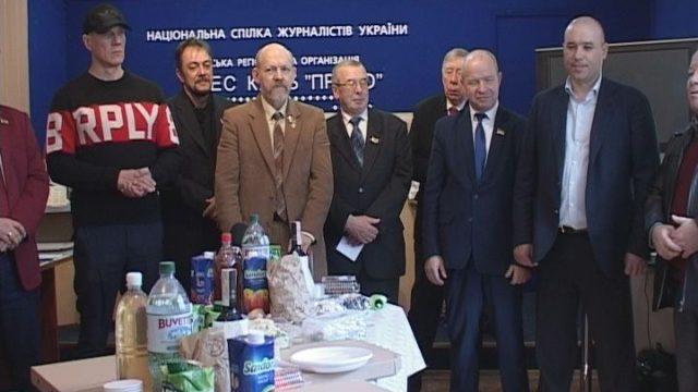 Привітання для одеських журналісток